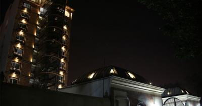 Bagh-e Royaye Poonak Tower
